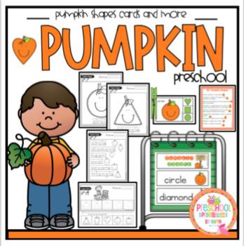 Pumpkin Shapes Printable