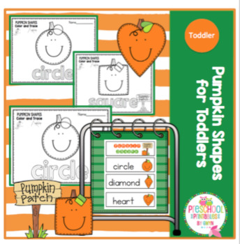 Pumpkin Shapes for Toddlers