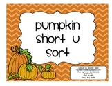 Pumpkin Short u Sort