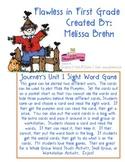 Pumpkin Sight Word Games