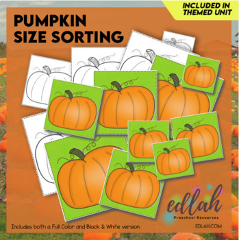 Pumpkin Size Sorting
