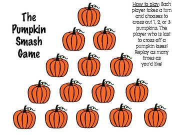 Pumpkin Smash Game