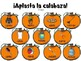 Pumpkin Smash Mats- Speech Therapy Multisyllabic Words- Spanish & English
