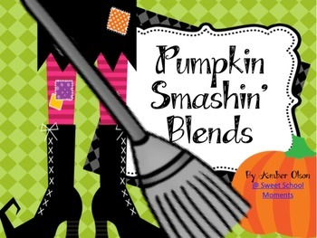 Pumpkin Smashin' 'S' Blends