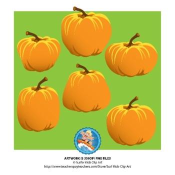 Jack-o-Lanterns, Pumpkin Smileys