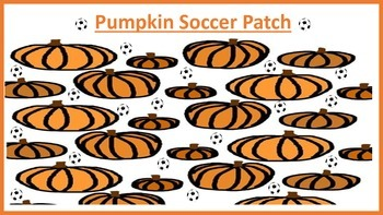 Pumpkin Soccer Patch