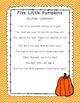Pumpkin Songs & Fingerplays