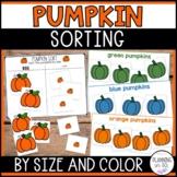 Pumpkin Sort - Big and Small