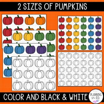 Pumpkin Sort - Big and Small