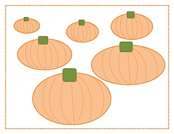 Pumpkin Sort: Sort by Size and Seriate