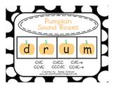 Pumpkin Sound Boxes