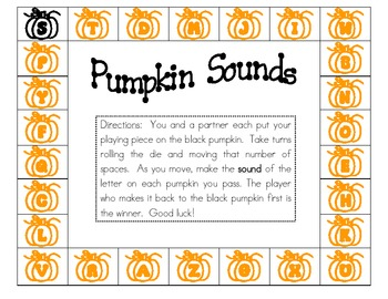 Pumpkin Sounds