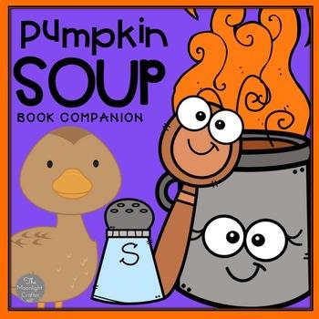Pumpkin Soup: A Book Companion