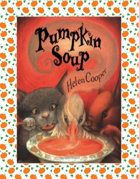 Pumpkin Soup -- A Comprehension Check