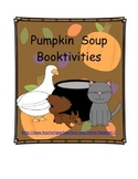 Pumpkin Soup Activities