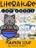 Pumpkin Soup Literature Lap Book