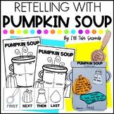 Pumpkin Soup Retelling