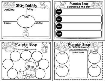 Pumpkin Soup (Story Companion)