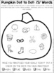Pumpkin {Speech & Language Dot Art}