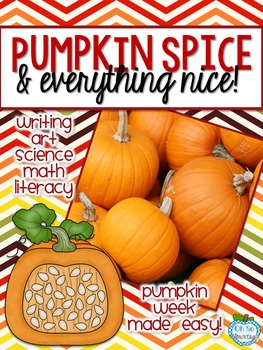 Pumpkin Activities: Pumpkin Spice & Everything Nice!