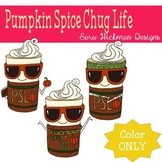 Pumpkin Spice Latte Clipart