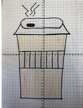 Pumpkin Spice Latter Graphing Picture