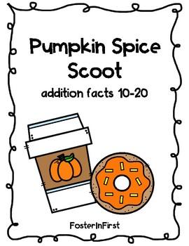 Pumpkin Spice Addition Scoot!