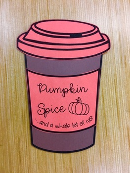 Pumpkin Spice and a Whole Lot of Nice