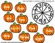 Pumpkin Spin to Win Game - Numbers 0-10