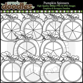 Pumpkin Spinners