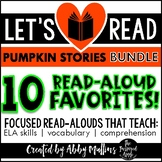 Pumpkin Stories Read Aloud Bundle
