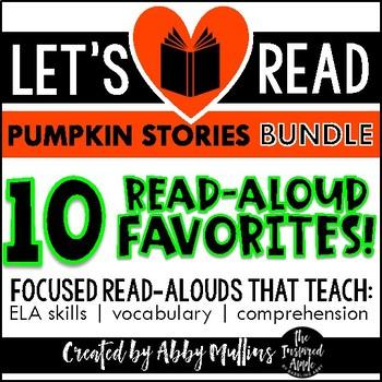 Pumpkin Stories Read Aloud Bundle