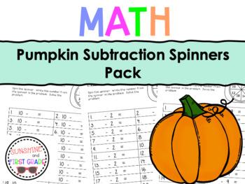 Pumpkin Subtraction Bundle