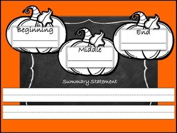 Pumpkin Summarizing