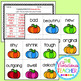Pumpkin Synonyms and Antonyms for Upper Elementary/ Early