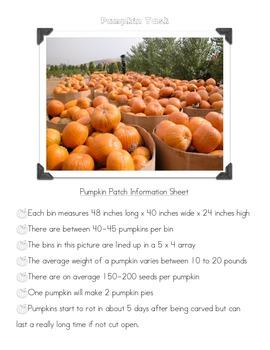 Pumpkin Task