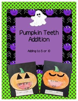 Pumpkin Teeth Addition