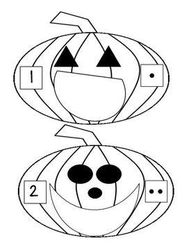 Pumpkin Teeth Dice Game
