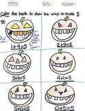 Pumpkin Teeth Equations and a Pumpkin Patch Match