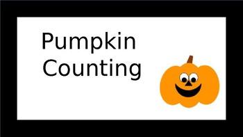 Pumpkin Ten Frame Count