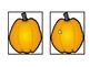 Pumpkin Ten Frame Memory