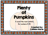Pumpkin Ten Frames 11-20