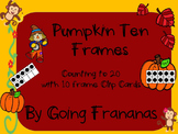 Pumpkin Ten Frames to 20