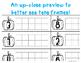 Pumpkin Tens Frame - Number Sense (1-10)