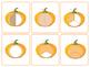 Pumpkin (Thanksgiving) Fraction Cards - Montessori Inspired