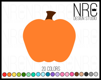 Pumpkin clipart commercial use
