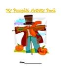 Pumpkin Thematic Book