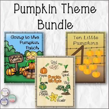 Pumpkin Theme Bundle