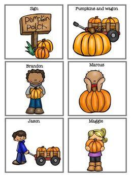 Pumpkin Theme Set