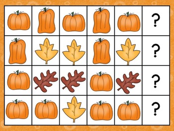 Pumpkin Theme Literacy & Math Center and Small Group Activities
